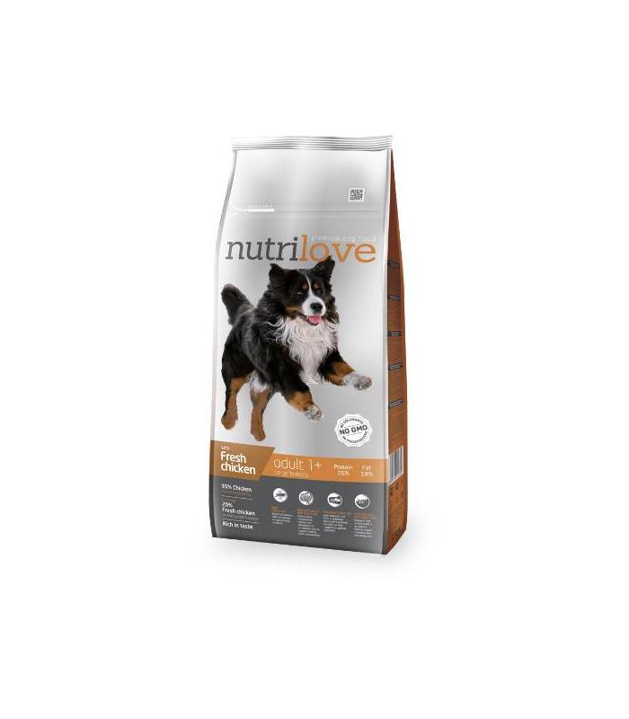 Nutrilove Premium Dog Adult Large